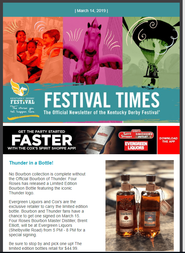 Festival Times - March 2019