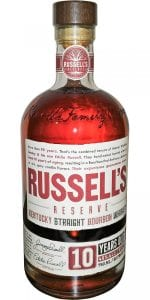 Russels Reserve 10yr