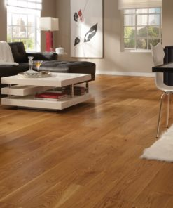 Somerset Wide Plank Collection White Oak Natural