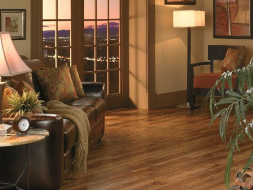 Anderson Tuftex Colonial Manor Mixed Hickory Mountain Lullaby Mixed Width