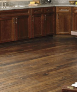 Anderson Tuftex Colonial Manor Mixed Hickory Hobnail Mixed Width