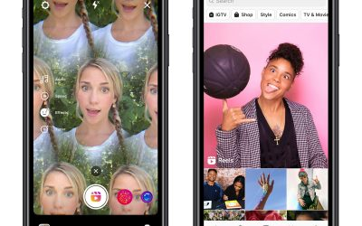 Instagram Rolls Out Answer to Tik Tok; Instagram Reels!